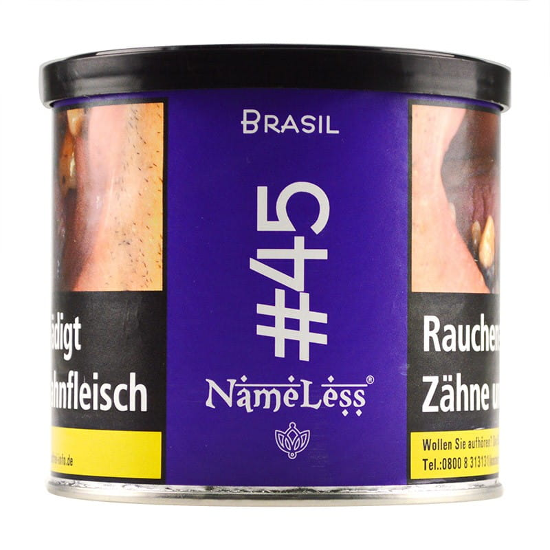 NameLess Tabak - Brazil -45 200g