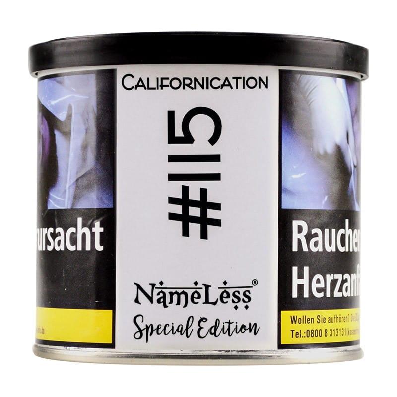 NameLess Tabak - Californication -115 200g