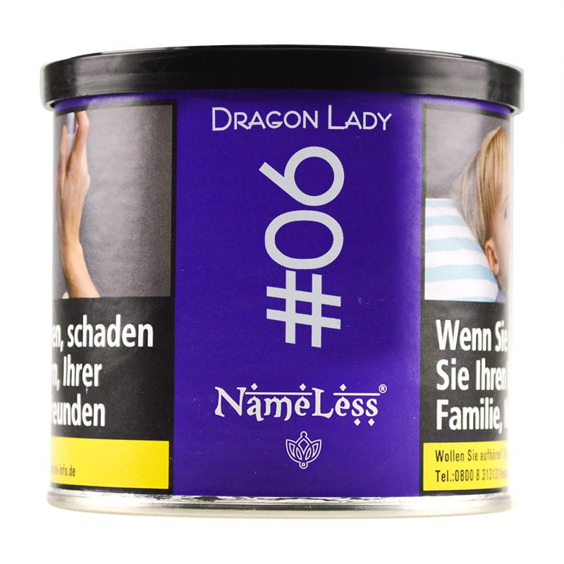 NameLess Tabak - Dragon Lady -111 200g