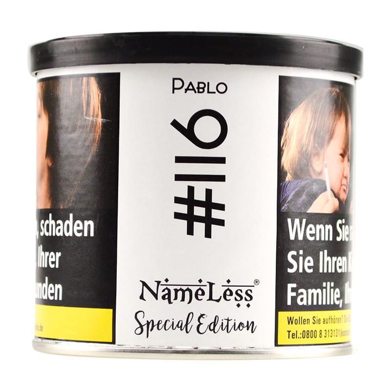 NameLess Tabak - Pablo -116 200g