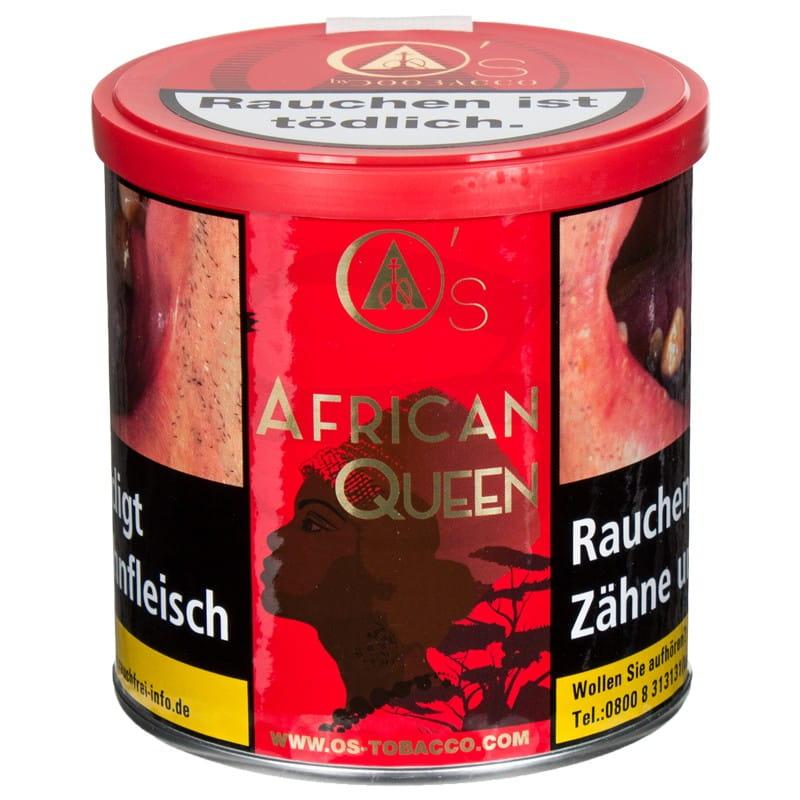 O-s Tabak - African Queen 200 g