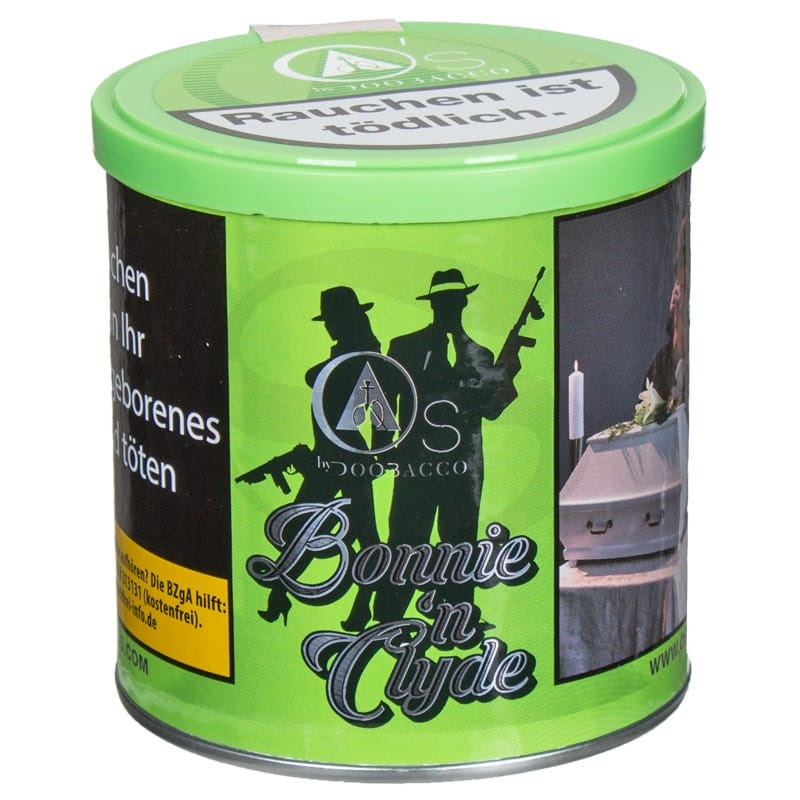 O-s Tabak - Bonnie und Clyde 200 g