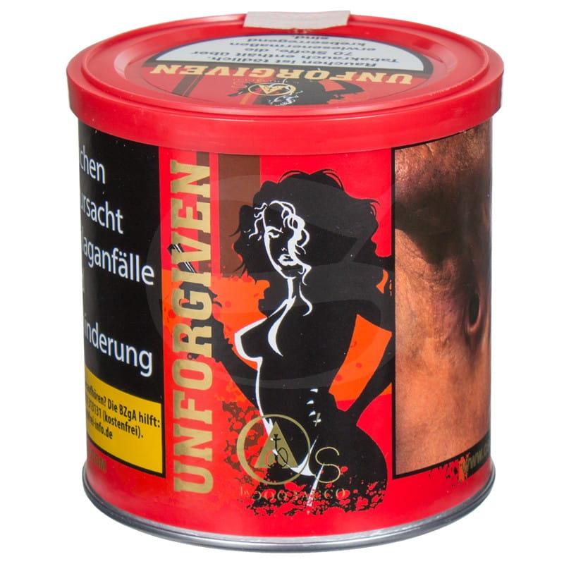 O-s Tabak - Unforgiven 200 g