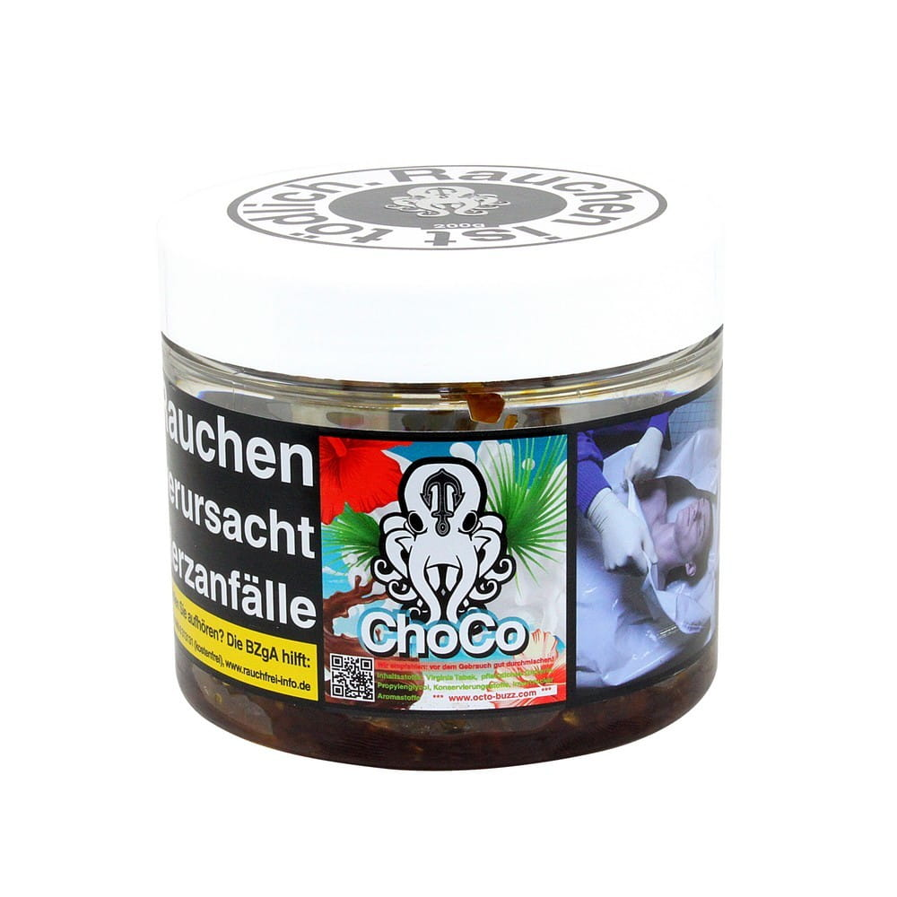 Octopuz Tabak - Choco 200 g