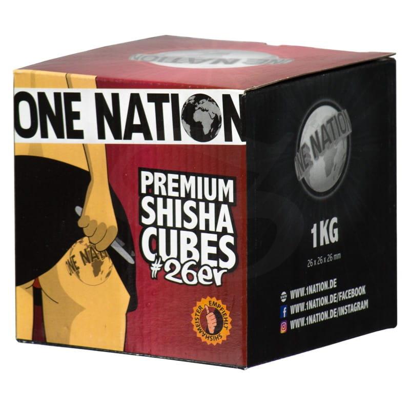 One Nation Kohle - 1 Kg
