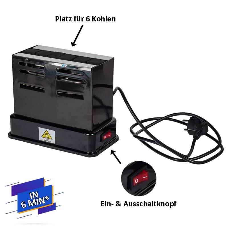 Prime Blaze Toaster - Kohlenanzünder