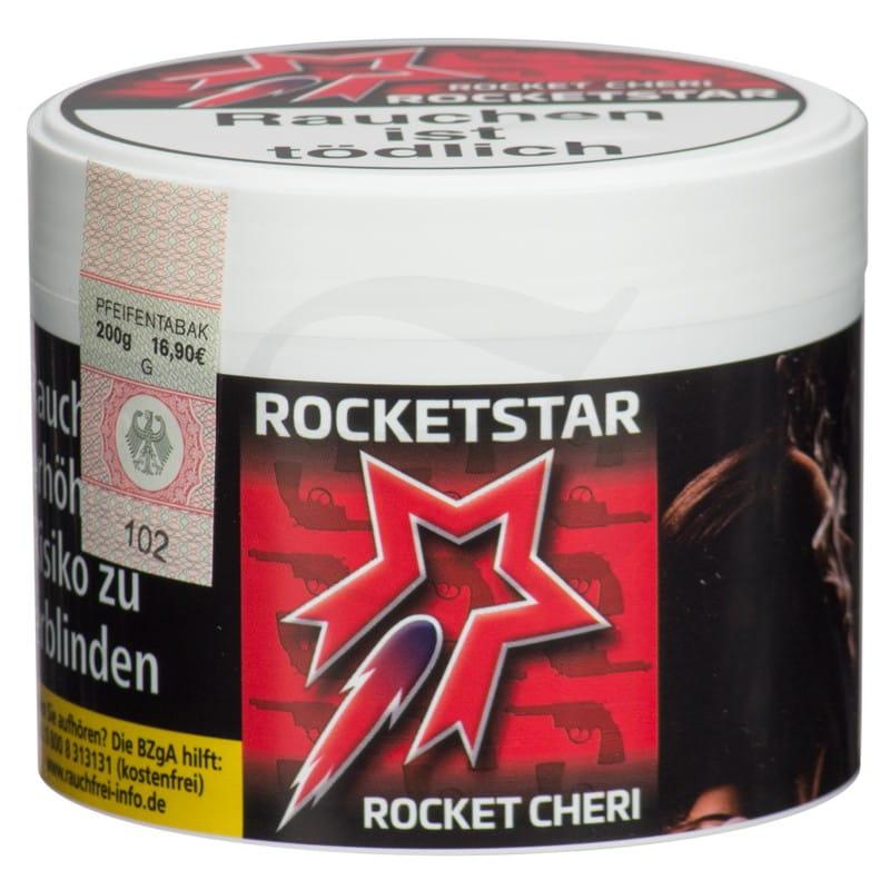 Rocketstar Tabak - Rocket Cheri 200 g
