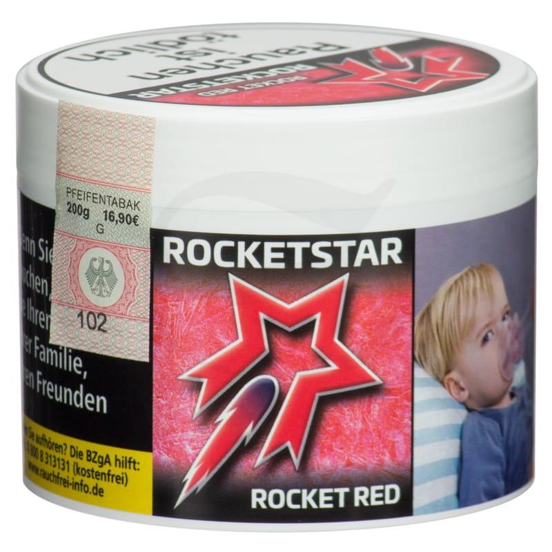 Rocketstar Tabak - Rocket Red 200 g