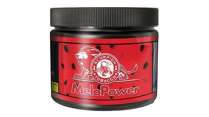 Scorpion Tabak - Melo Power 200 g
