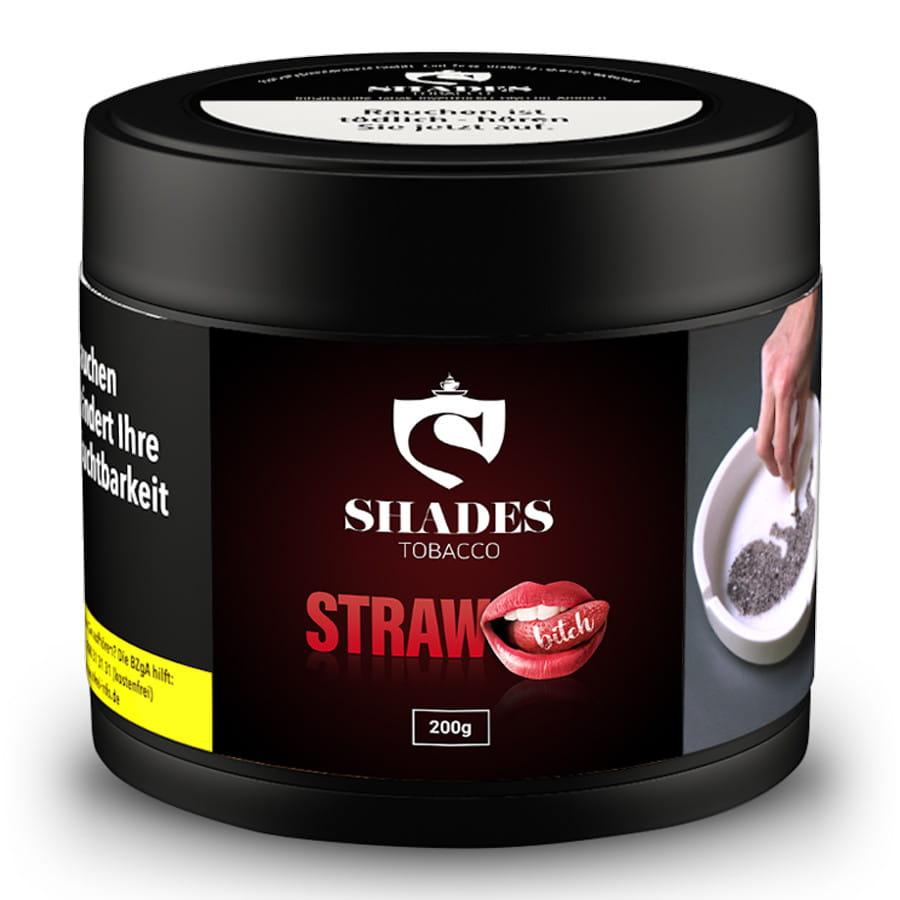 Shades Tobacco 200 g - Strawbitch