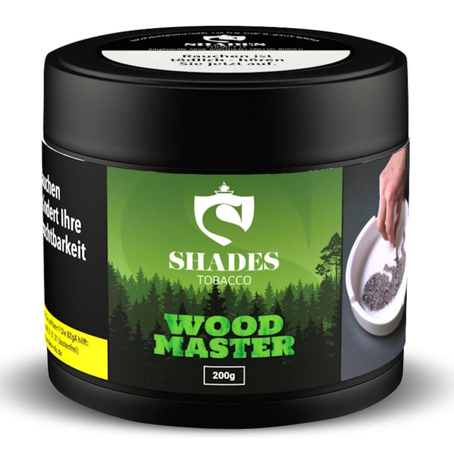 Shades Tobacco 200 g - Woodmaster