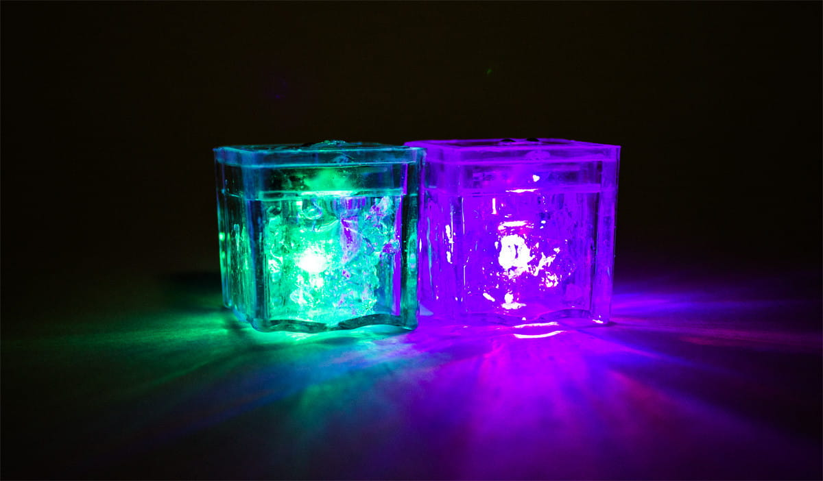 Shisha LED Würfel