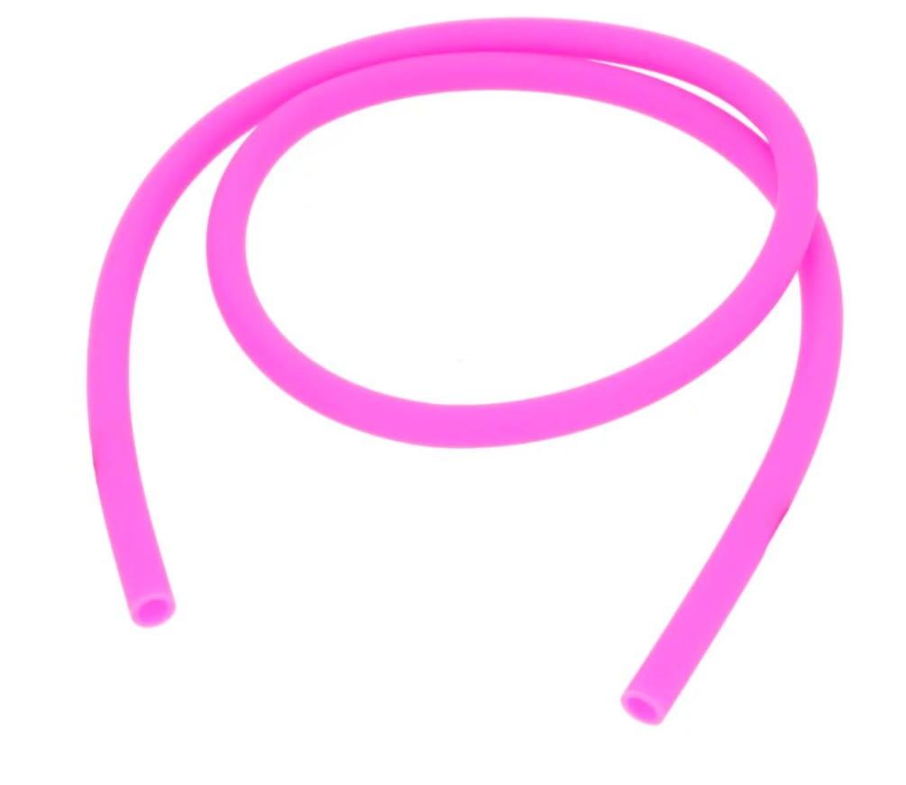 Silikonschlauch Soft-Touch Matt - Pink