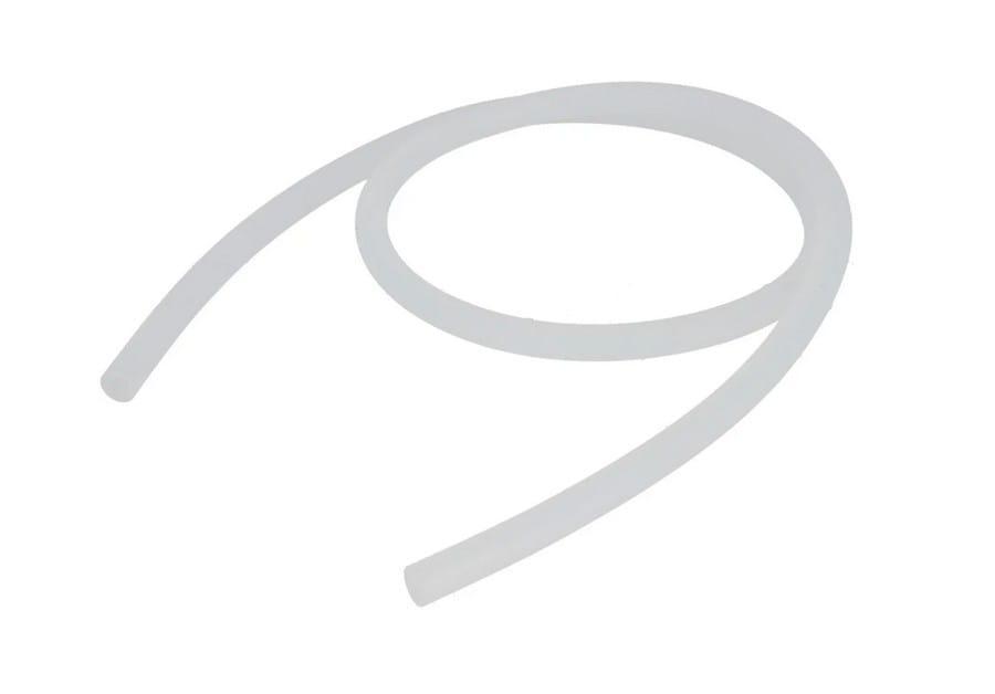 Silikonschlauch Soft-touch Matt - Transparent