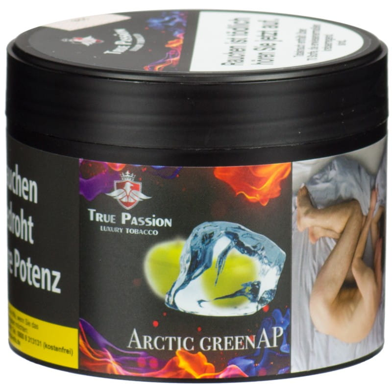 True Passion Tabak Arctic Green Ap 200g