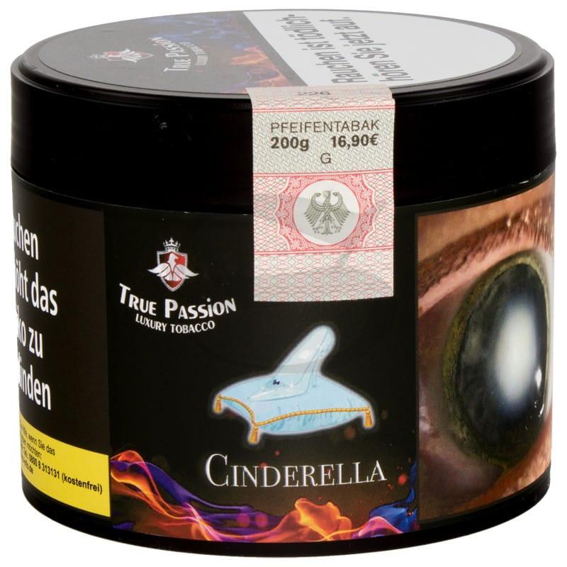 True Passion Tabak Cinderella 200g