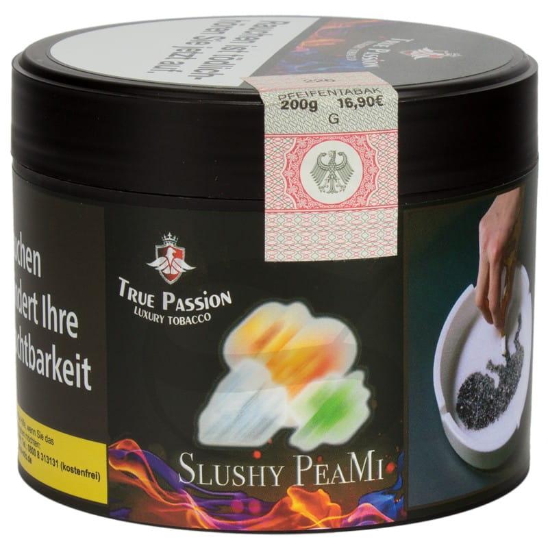 True Passion Tabak Slushy PeaMi 200g