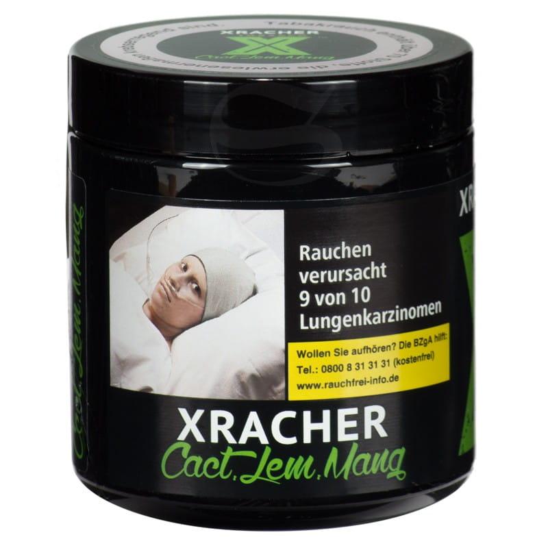 Xracher Tabak - Cact-Lem-Mang- 200 g