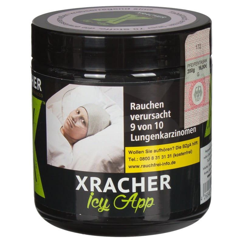 Xracher Tabak - Icy App- 200 g