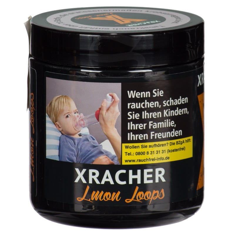 Xracher Tabak - Lmon Loops 200 g