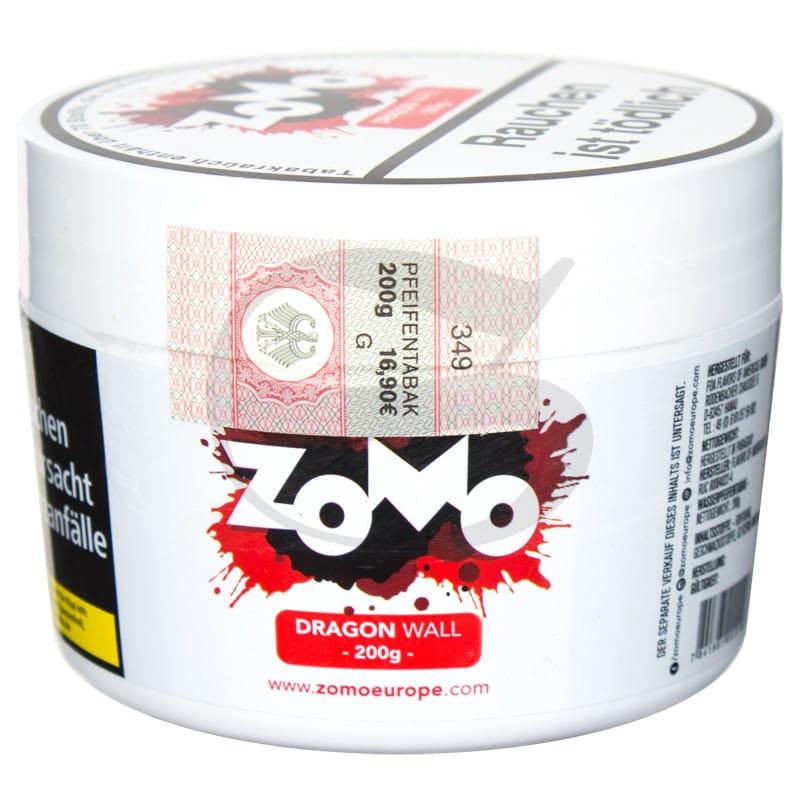 Zomo Tabak - Dragon Wall 200 g