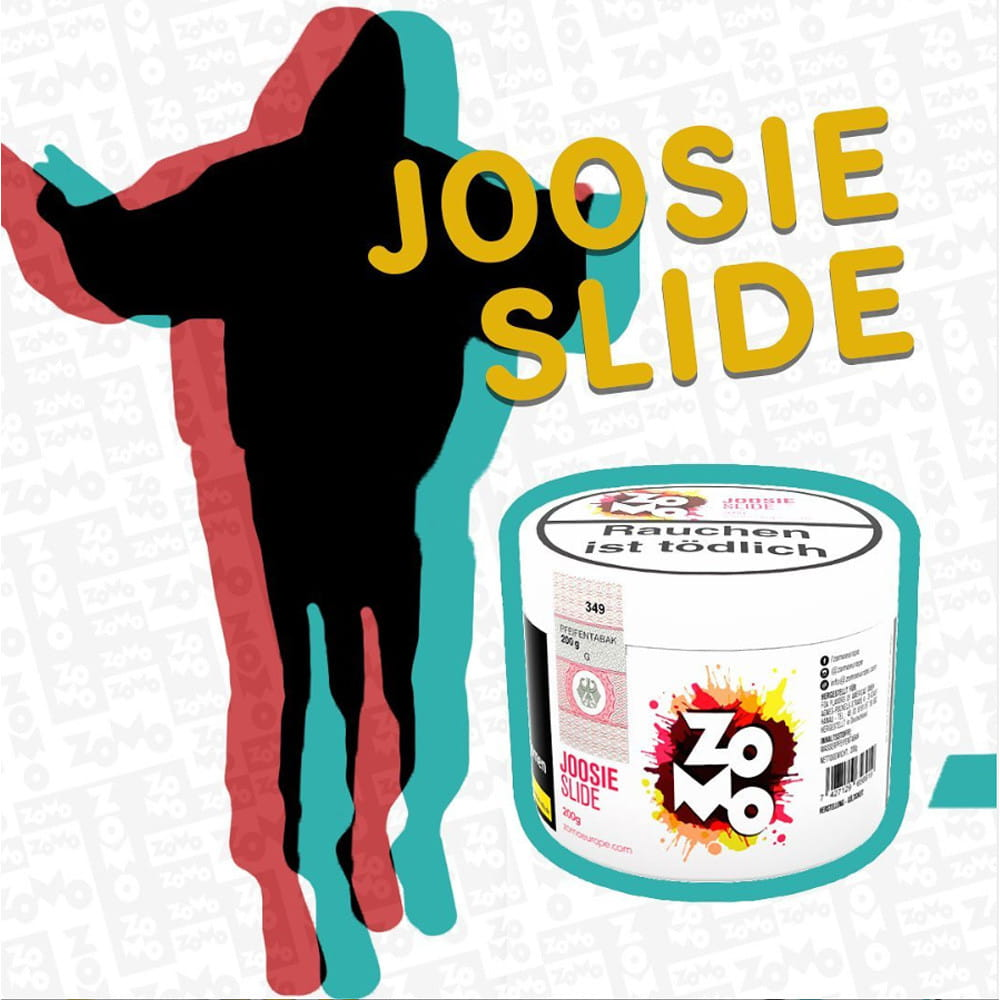 Zomo Tabak - Joosie Slide 200 g
