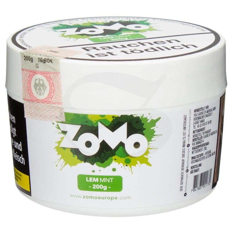 Zomo Tabak - Lem Mnt 200g