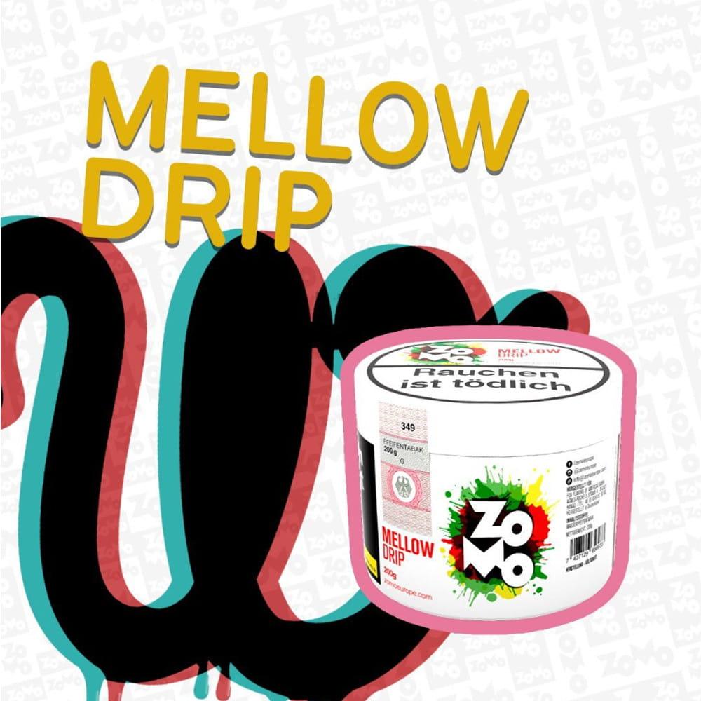 Zomo Tabak - Mellow Drip 200 g