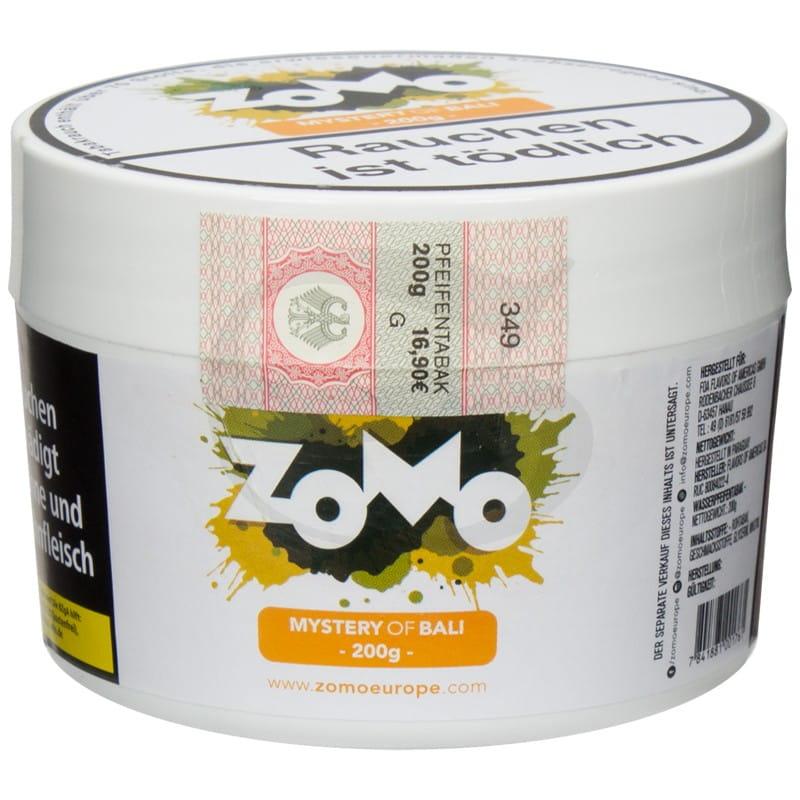 Zomo Tabak - Mystery of Bali 200 g