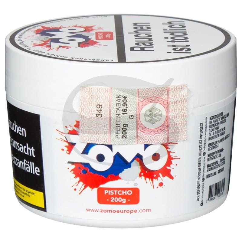 Zomo Tabak - Pistcho 200 g