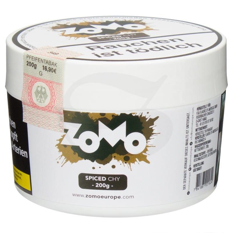 Zomo Tabak - Spiced Chy 200g