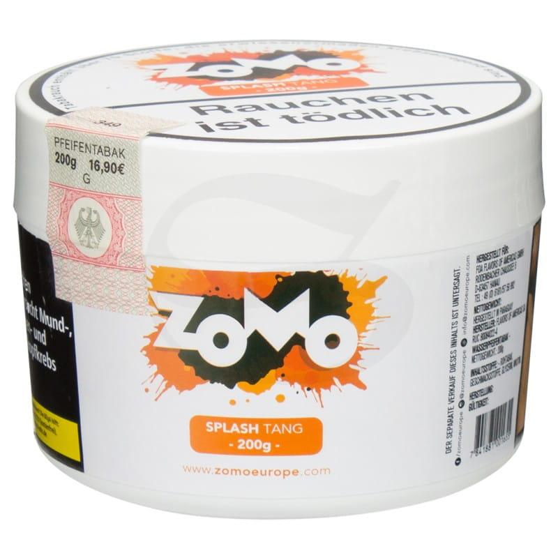 Zomo Tabak - Splash Tang 200g