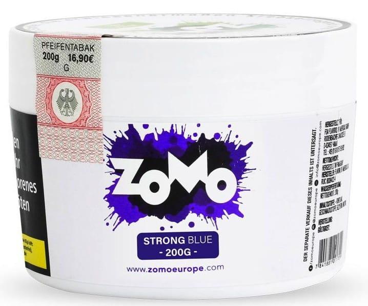 Zomo Tabak - Strong blu 200 g