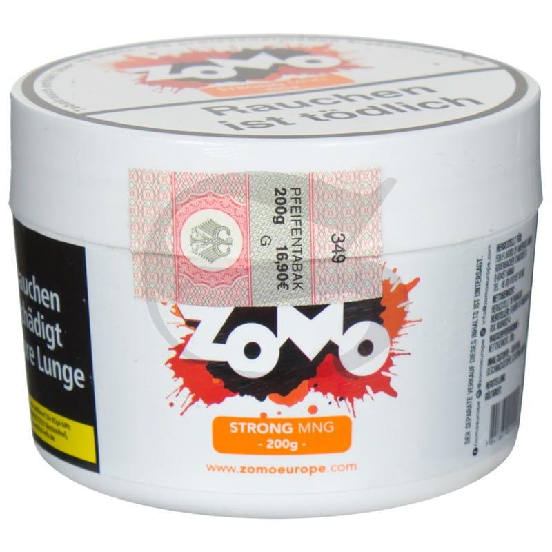 Zomo Tabak - Strong Mng 200 g