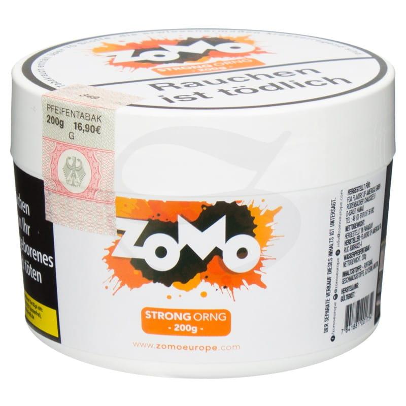 Zomo Tabak - Strong Orng 200g