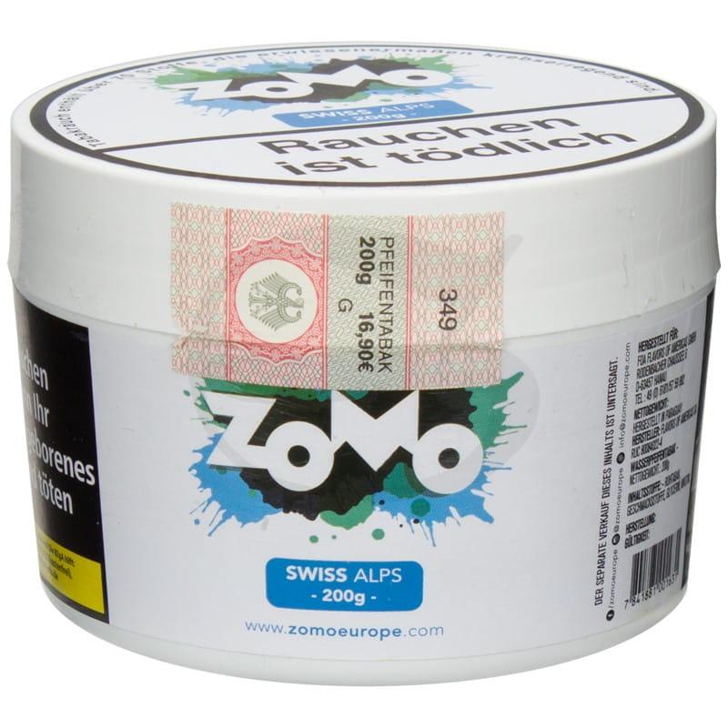 Zomo Tabak - Swiss Alps 200 g